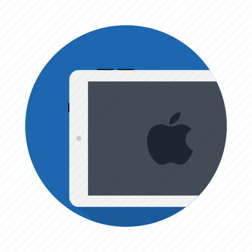 apple, device, electronic, ios, pad, touchpad icon