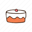 bakery, cake, cooking, dessert, kitchen, pastry, sweet icon