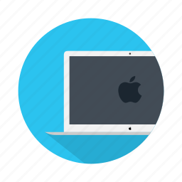 apple, desktop, device, electronic, ios, laptop icon
