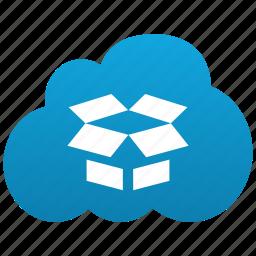 7zip, archive, box, cloud, dropbox, file, open, pack, program, rar, safe, storage, zip icon
