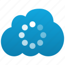 cloud, load, loading, process, progress, upload, wait icon