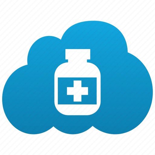 care, cloud, dope, doze, dream, drug, healthcare, medical, medicine, opiate icon