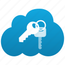 security, cloud, keys, locker, secure, keylock, password, login, personal, protection, private