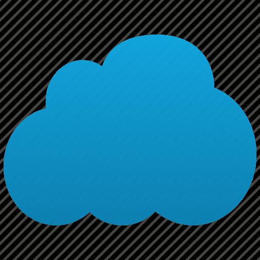 Weather, cloud, upload, hosting, download, network, storage, server, data icon