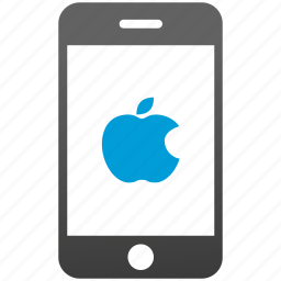 apple phone, cell phone, ipad, iphone, mobile, smartphone, telephone icon