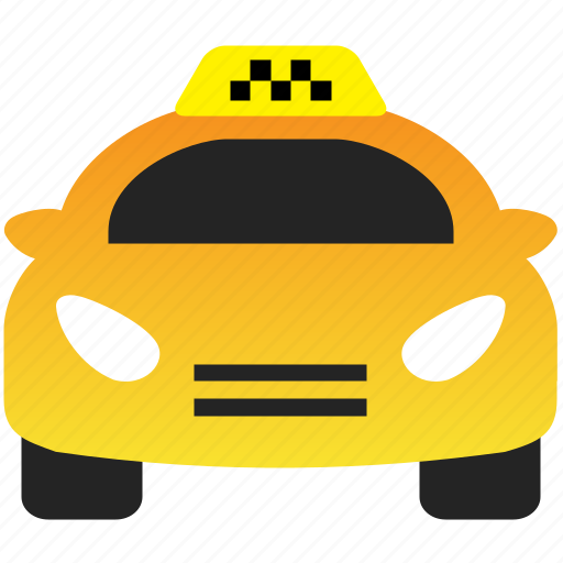 car, driver, taxi, traffic, transport, transportation, vehicle icon