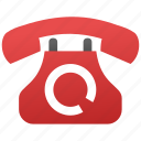 apparatus, call, contact, old phone, phone, ring, telephone icon