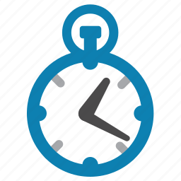clock, measure, meter, stop watch, time, time meter, timer icon
