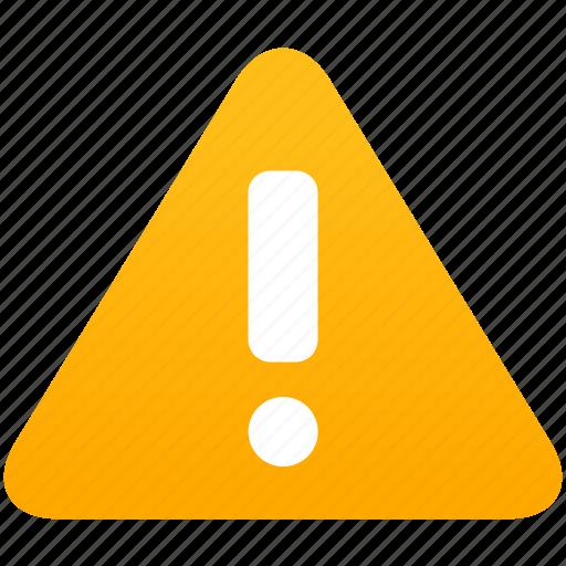 alarm, alert, attention, beware, caution, danger, warning icon