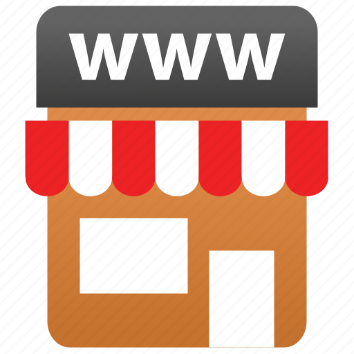 ecommerce, online trade, sell, shop, shopping, webmarket, webshop icon