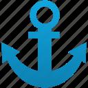 anchor, marine, port, sea, seaport, link, url