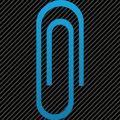 attach, attachment, clip, paperclip, pin, post, tag icon