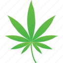 cannabis, drug, hemp, legal, marijuana, organic, plant icon