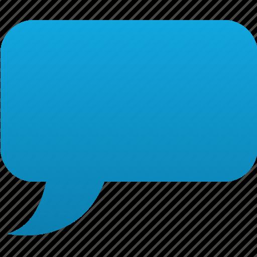 bubble, chat, comment, forum, sms, speech icon