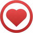 bookmark, favorite, favorites, heart, like, love, valentine's day icon
