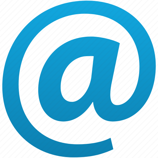 Email icon transparent png