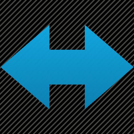 Arrow, left-right, reverse, change, exchange, left right icon