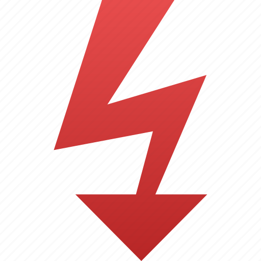 Lightning, power, electric, electricity, charge, thunderbolt, battery icon - Download