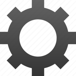 gear, options, settings, tool, tools, work icon