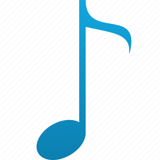 audio, media, music, music note, notation, note, sound icon