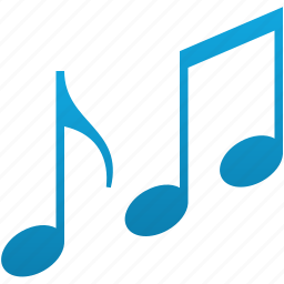 audio, midi, music, music notes, musical, notation, note icon