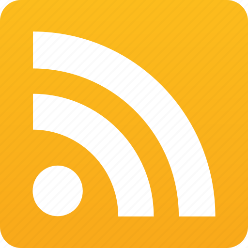 feed, news, reader, rss, rss button, rss feed, subscribe icon