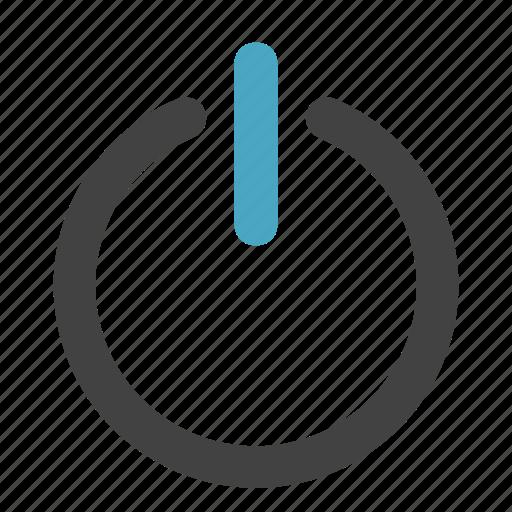 logoff, power, shutdown, signoff, switch icon