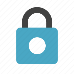 locked, password, protected, secure, security icon