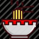cuisine, fast, food, japanese, noodle, ramen, restaurant icon