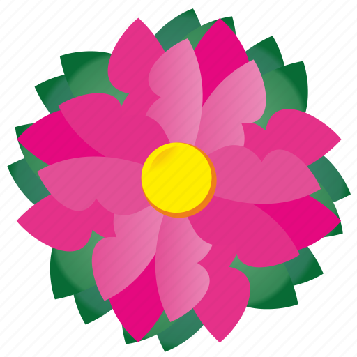 flower, leaf, leaves, nature, petals icon