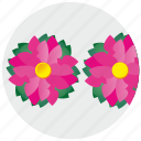 floral, flower, flowers, shop icon
