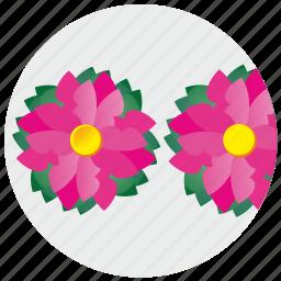 floral, flower, flowers, shop icon