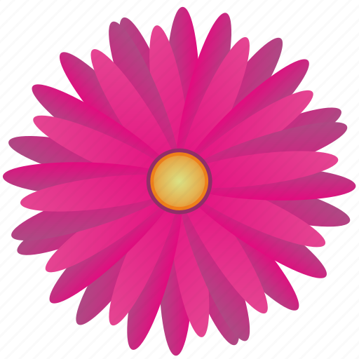Colored flowers by inmotus design flower nature plant spring icon mightylinksfo