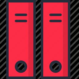 archive, deposit, document, file, paper, storage icon