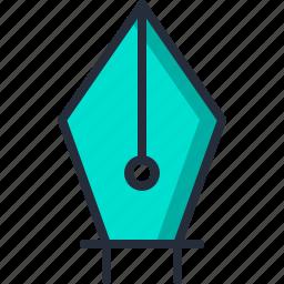 draw, pen, tool icon