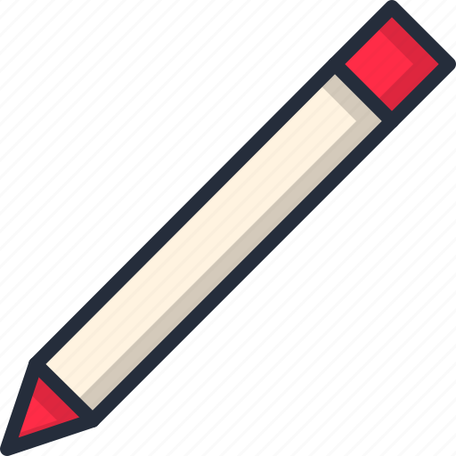 document, eraser, paper, pencil, write icon