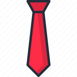 businessman, cloth, formal, suit, tie icon