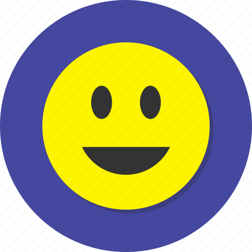 avatar, emoji, emoticon, face, happy, profile, smile icon
