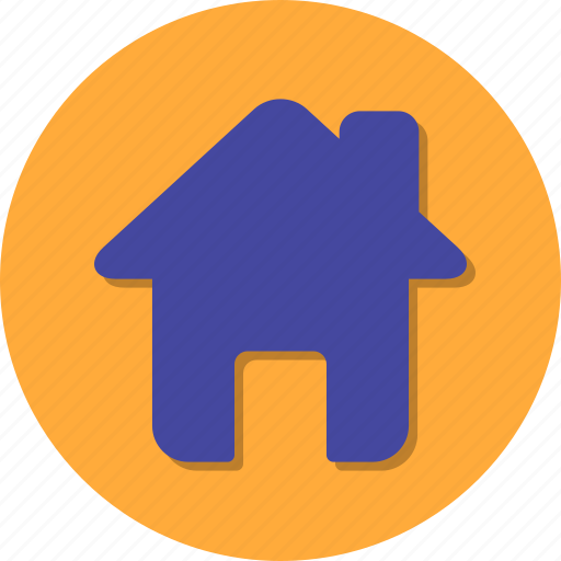 dwell, family, home, house, life, live icon