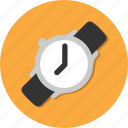 circle, general, hour, style, time, watch, wristwatch icon