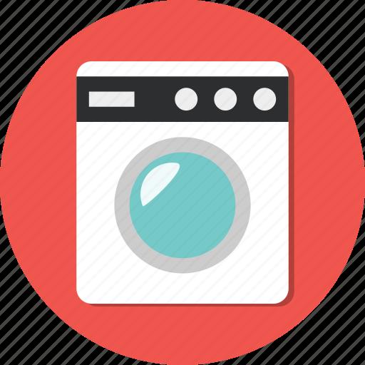 engine, equipment, machine, tool, washer icon