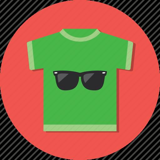 clothes, clothing, fashion, shirt, singlet, undershirt, work icon
