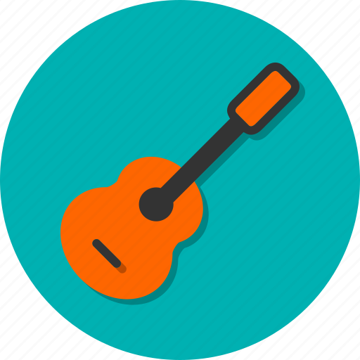 guitar, hobby, music, sing, song, sound, string icon