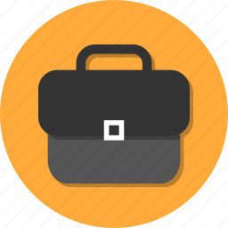 bag, document, job, office, office bag, project, work icon