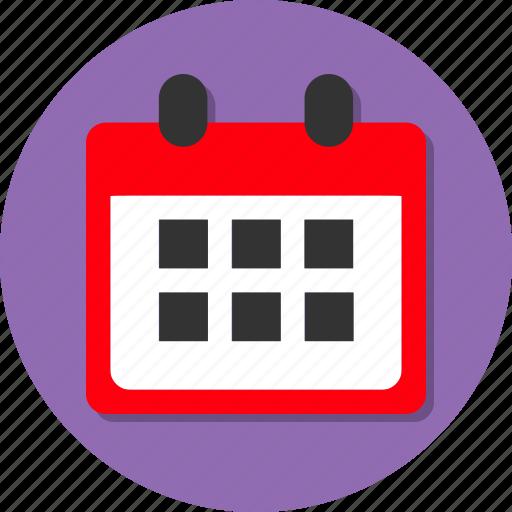 agenda, date, important, note, program, reminder, schedule icon