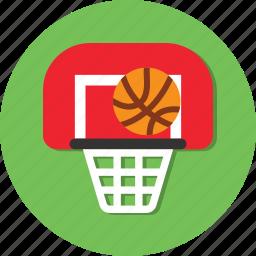 ball, circle, general, net, sport icon