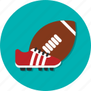 fashion, foot, footwear, rugby, shoes, sock, sport icon