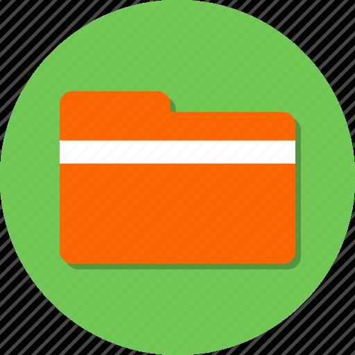 circle, directory, file, folder, general icon