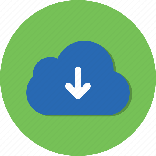 cloud, cloudy, download, rain, sky, storage, upload icon