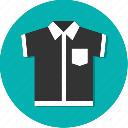 apparel, clothes, clothing, dress, garments, gown, robe icon